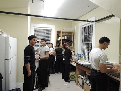 exchange hall crew